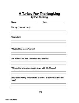 Three Turkey Tales