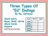 Three Types Of Ed Ending