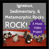 Igneous, Sedimentary, Metamorphic Rocks Rock! A Music Integration Project
