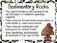 Three Types of Rocks Simulation Lab (Sedimentary, Igneous,