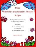 Three Valentine's Day Reader's Theater Scripts
