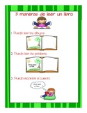 Three Ways to Read a Book in Spanish