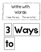 Three Ways to Write Poster Labels