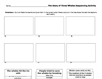 Three Whales Sequencing