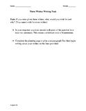 Three Wishes Writing Task