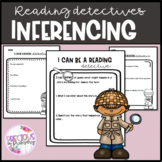 Three different inference practice worksheets