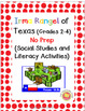 Three for Texas: Bundle Historic Texans Irma Rangel, Henrietta King, Sam Rayburn