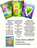 Three from LMNOP: Alphabet Poetry