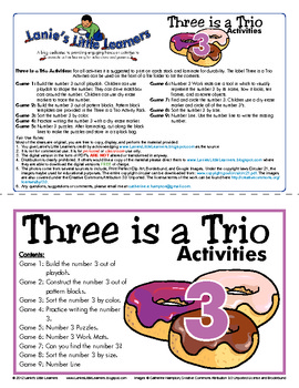 Three is a Trio