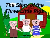 Three little pigs interactive powerpoint