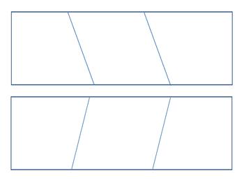 Three-part Task Cards