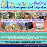 ThreeSchool Anytime: A Home Preschool Curriculum - Begin a