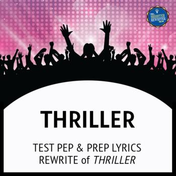 Testing Song Lyrics for Thriller
