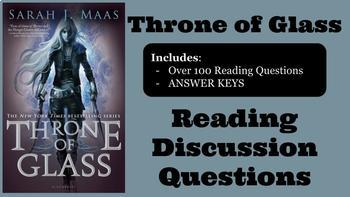 Throne of Glass - Reading Discussion Questions