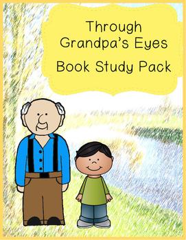 Through Grandpa's Eyes Book Study Pack