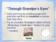 """Through Grandpa's Eyes"" Reading Comprehension Strategies-"