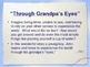 Through Grandpa's Eyes - Vocabulary & Spelling - Open Court