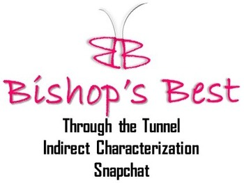 Through the Tunnel Indirect Characterization with Snapchat