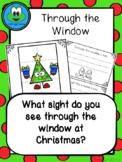 Through the Window... Christmas Descriptive Writing