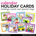 Through the Year Calendar Holiday Cards