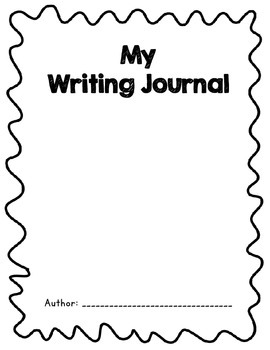 Through-the-Year Writing Journal