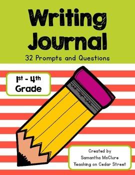 Through-the-Year Writing Journal