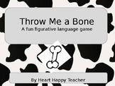 Throw Me A Bone