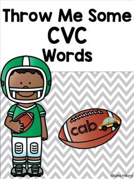 Throw Me Some (CVC) Words