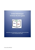 'Throw the Dice' Game - Articles in the 4 cases