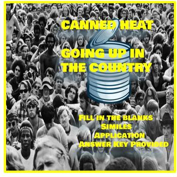 Throwback Thursday Canned Heat-Going Up in the Country