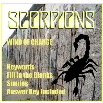 Throwback Thursday Wind of Change-The Scorpions