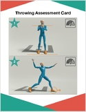 Throwing Assessment Card