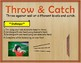 Throwing and Catching Stations