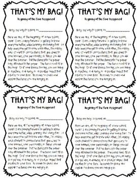 That's My Bag!