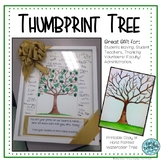 Personalized Thumbprint Tree Gift