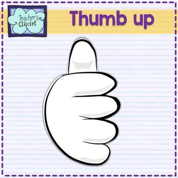Thumb up Clip art