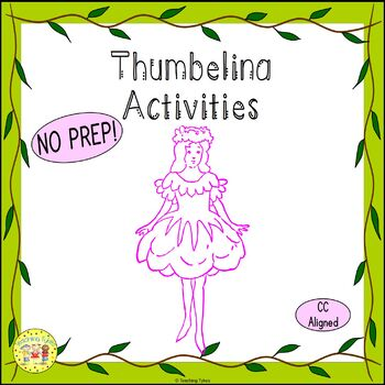 Thumbelina Activities