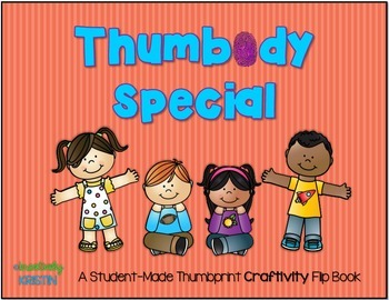 Thumbody Special CRAFTIVITY Student-Made Flip Book