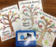 Thumbprint Leaves A Speech Therapy Craft Activity