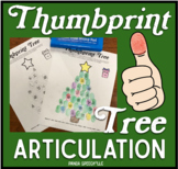 Thumbprint Tree: An Articulation Art Activity