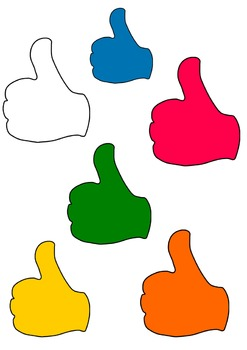 Freebie: Thumbs Up Clipart, Hand, Thumb, Thumbsup