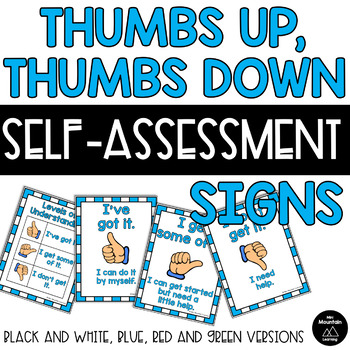 Thumbs Up - Self Assessment