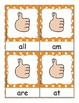 Thumbs Up! Sight Words Game