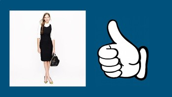 Thumbs Up or Thumbs Down - Dress to Impress