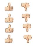 Thumbs up, Thumbs down Social Skills Game