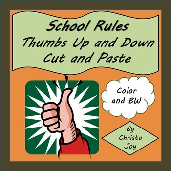 Back to School:  Following the Rules