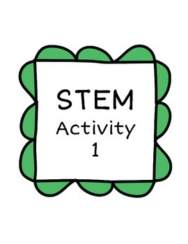 STEM Thump, Quack, Moo: A Complete Collection of Centers and Activities For K-2