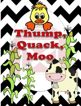 STEM Thump, Quack, Moo: A Complete Collection of Centers a