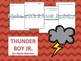 Thunder Boy Jr. by Sherman Alexie Extension Activity *Make