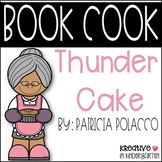 Thunder Cake Book Cook